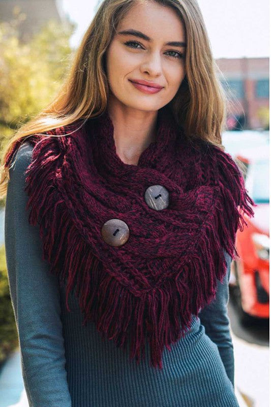 Shoulder Warmer Scarf