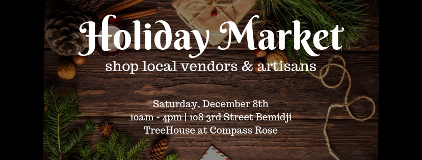 Holiday Market | Dec. 8th | Vendor Fee