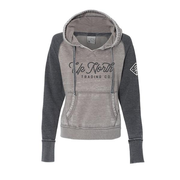 Women's Up North Raglan Hoodie