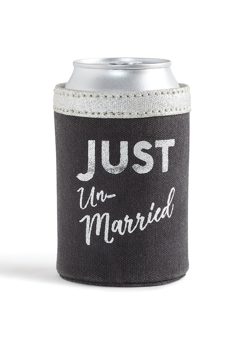 Just Un-Married Can Koozie