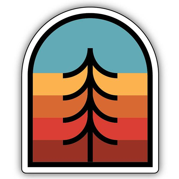 Tree Crest - Decal
