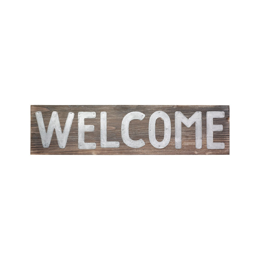 WELCOME - Pallet Sign