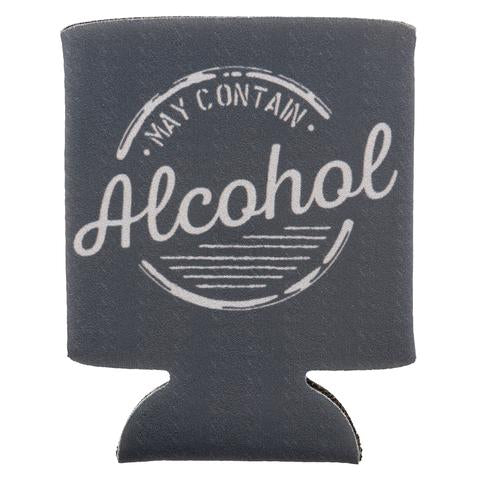 May Contain Alcohol - Can Koozie