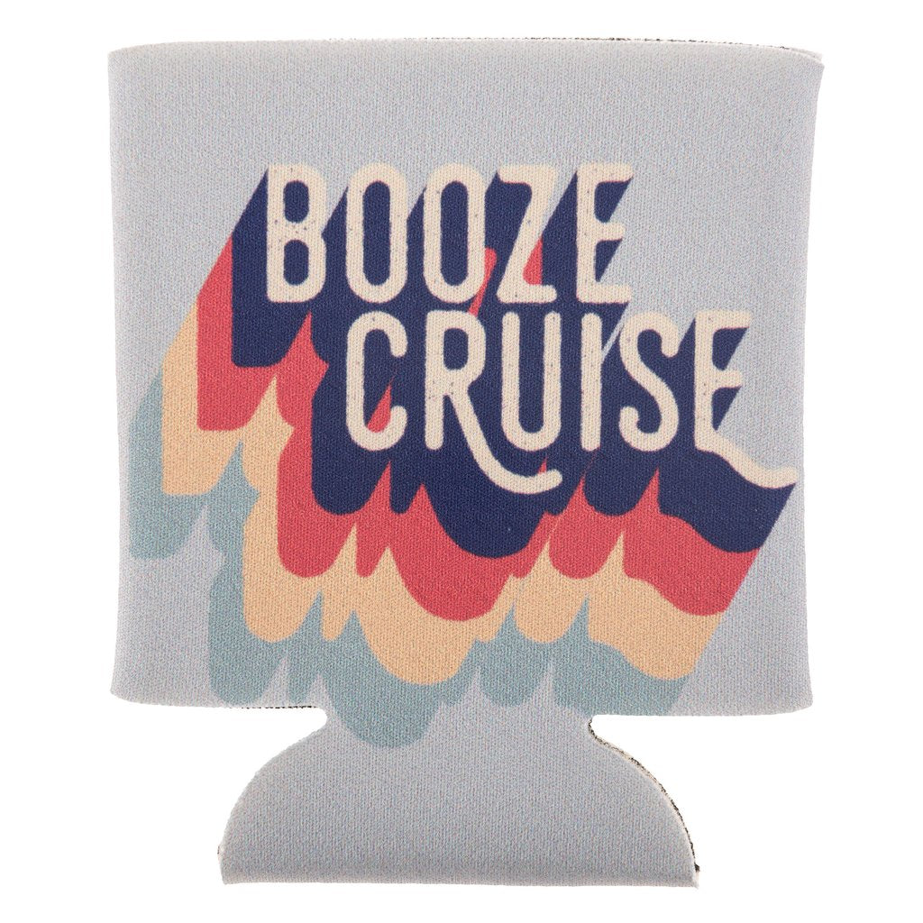 Booze Cruise - Can Koozie