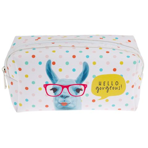 Llama - Toiletry Bag
