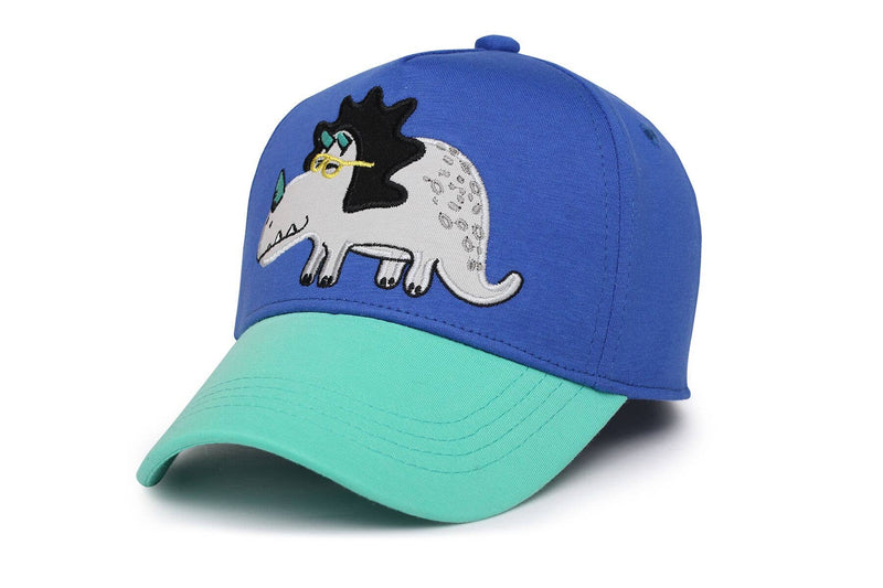 Blue Dino - Kids Hat