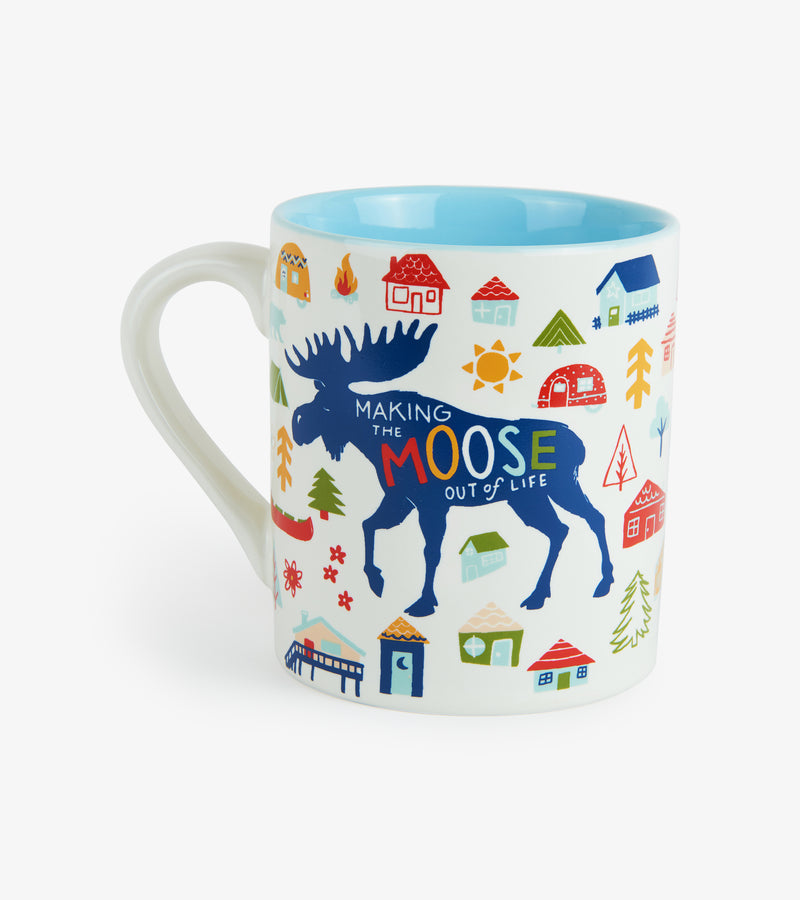 Making the Moose Out of Life - Mug