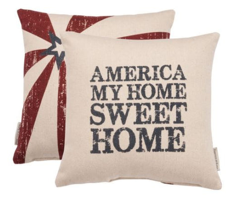 America My Home - Pillow