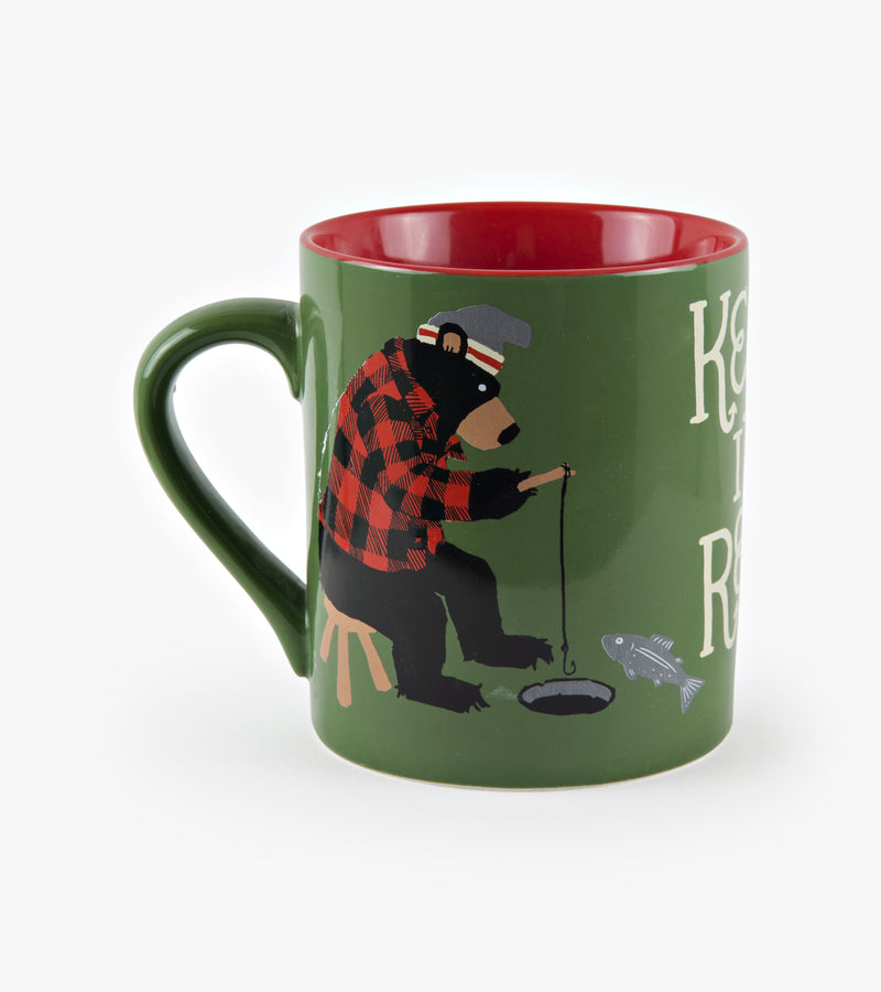 Keep It Reel - Mug