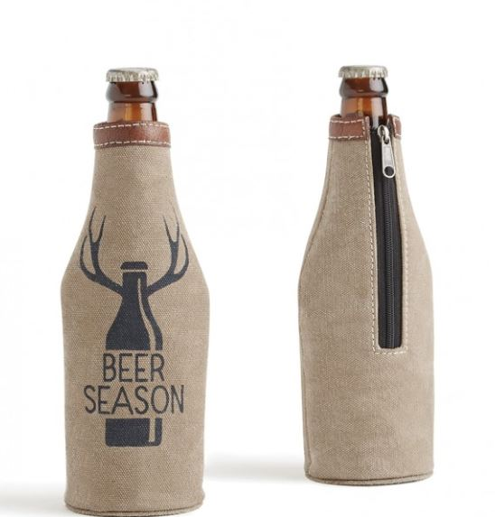 Beer Season - Bottle Koozie