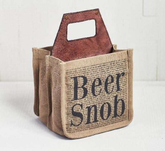 Beer Snob - Beer Caddy