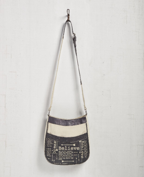 Believe Achieve - Cross Body