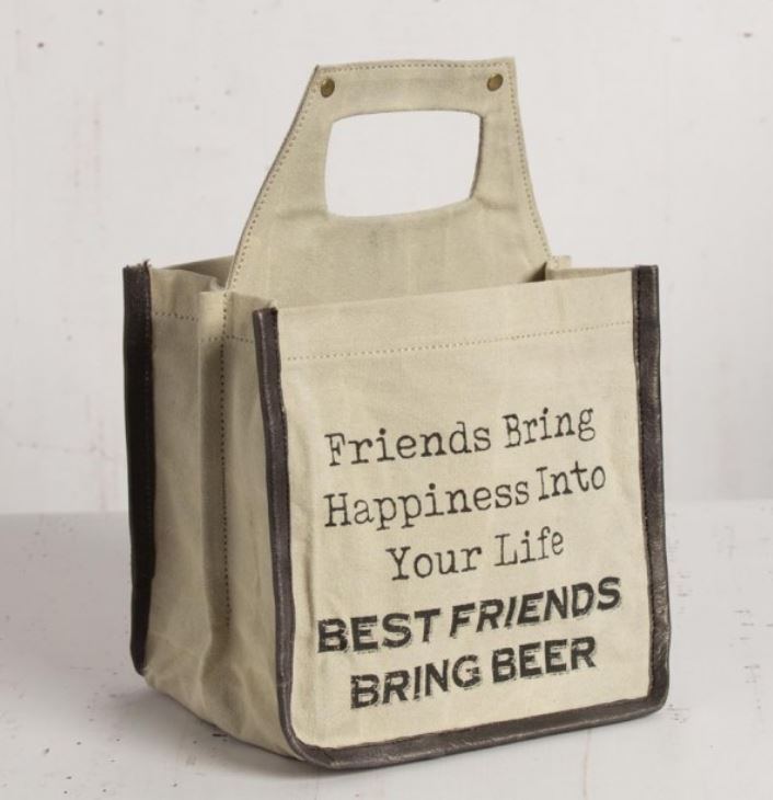 Best Friends - Beer Caddy