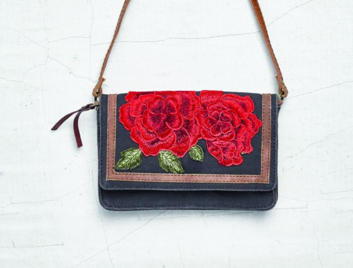 Bloom - Cross Body