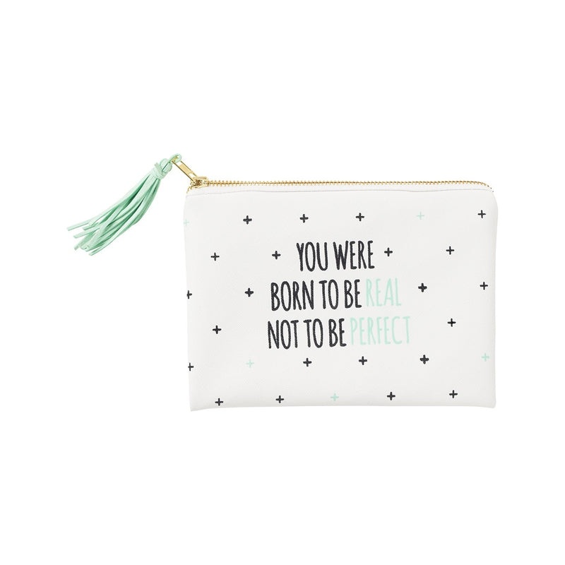 Born to Be Real - Cosmetic Bag