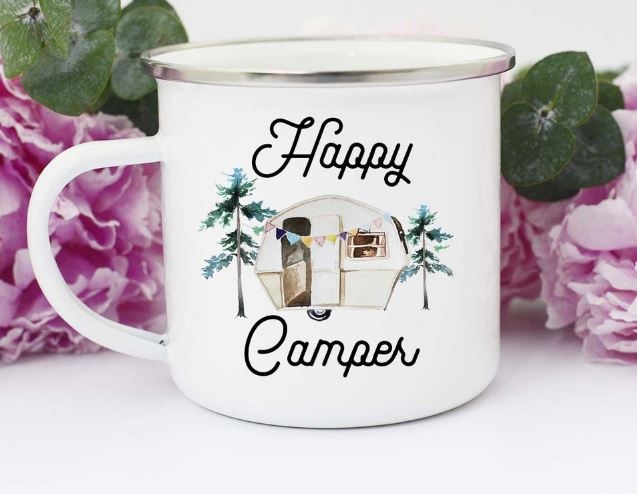 Happy Camper - Camp Mug