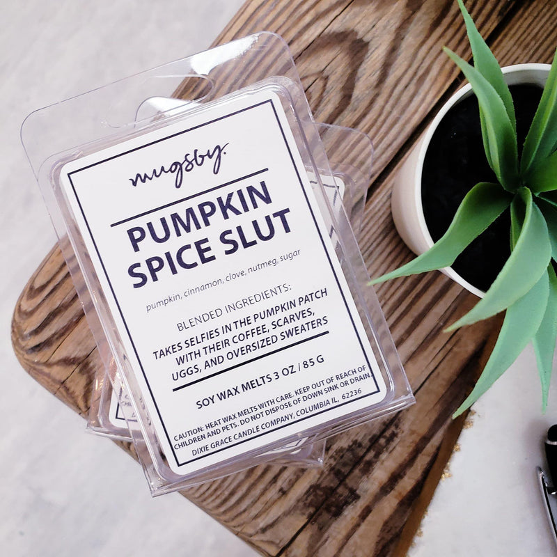 Pumpkin Spice Slut - Soy Wax Melt