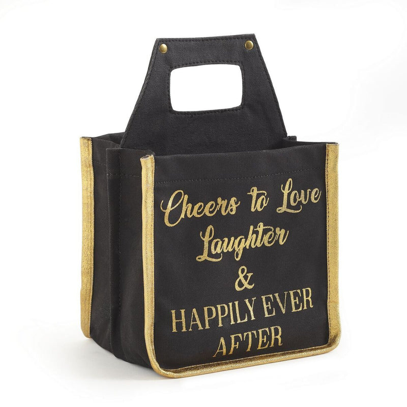 Cheers to Laughter - Beer Caddy