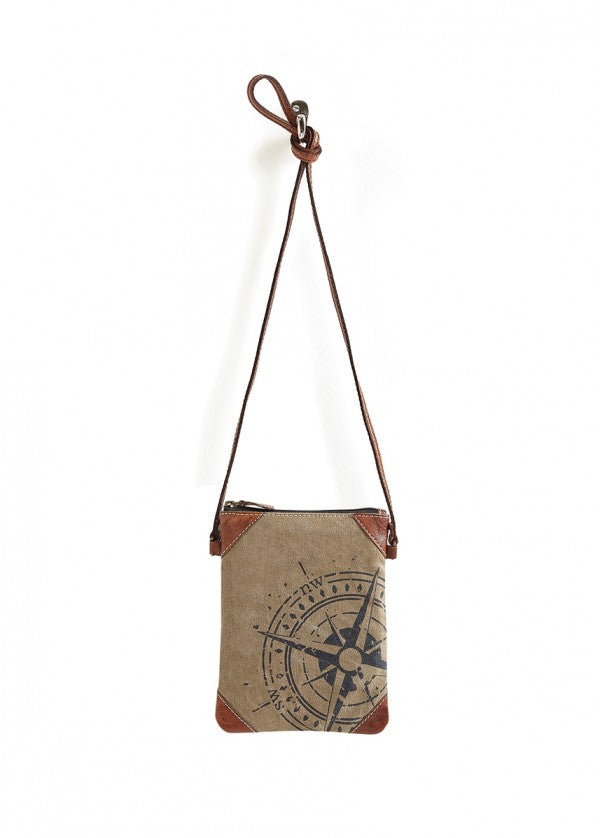 Compass - Cross Body