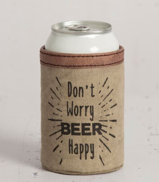 Don't Worry - Can Koozie