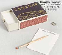 Dreamer - Matchbox Stationery