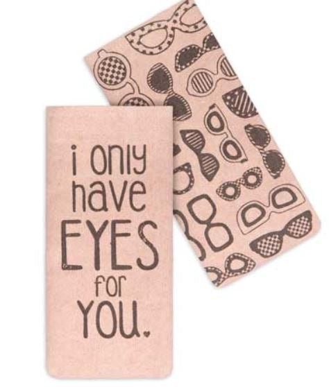 Eyes for You Glasses Case