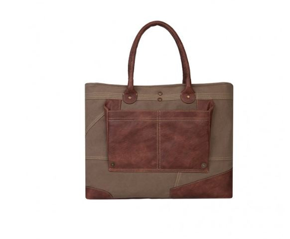Dakota Shoulder Bag - Oak