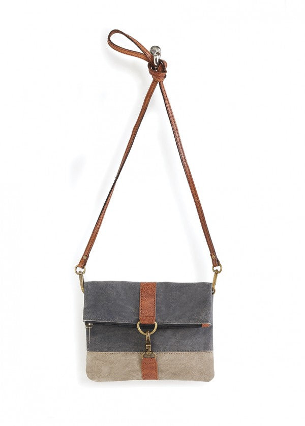 Finley Fold-Over Cross Body Cambridge