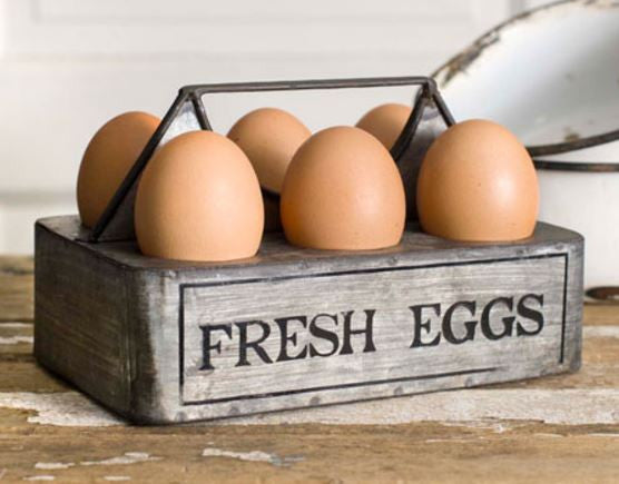 Fresh Egg Caddy