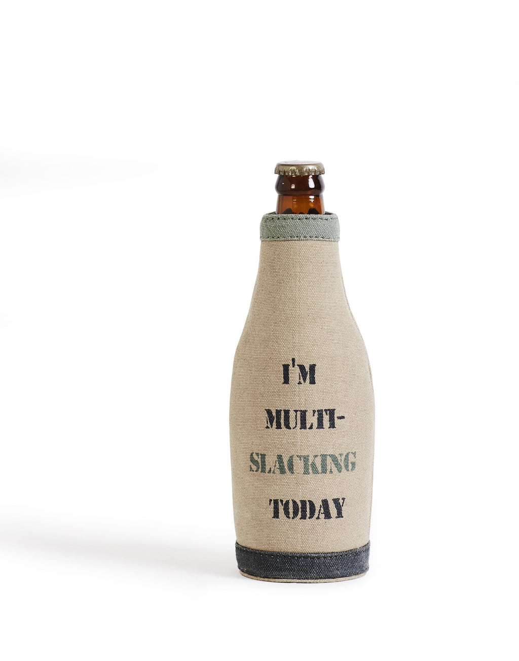 Slacker - Bottle Koozie