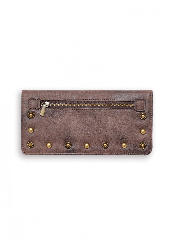 Ginny Wallet - Chocolate