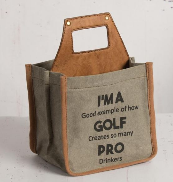 Golf Pro - Beer Caddy