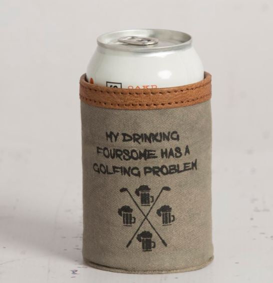Golfing Problem - Can Koozie