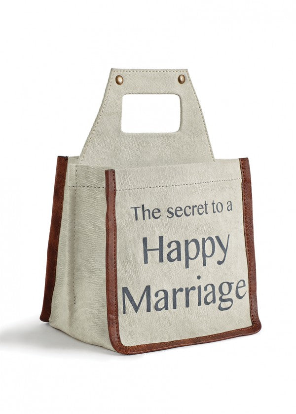 Happy Marriage - Beer Caddy