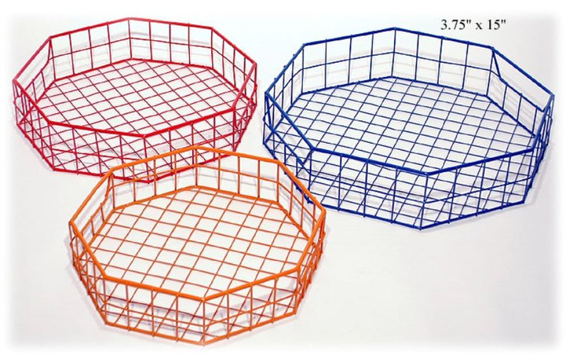 Hexagon Wire Trays