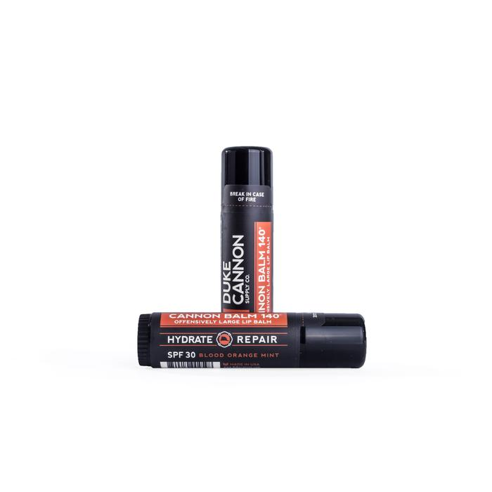 Offensively Large Lip Balm - Blood Orange Mint