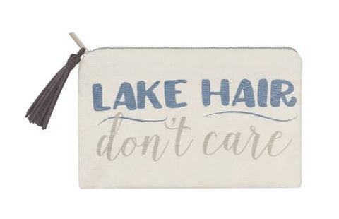 Lake Hair, Don't Care - Cosmetic Bag