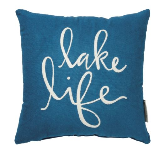 Lake Life - Pillow