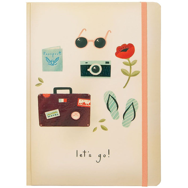 Let's Go - Journal
