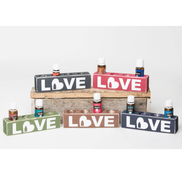 LOVE - Small Essential Oil Holder
