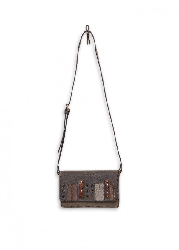Haute Cross Body - Gunmetal