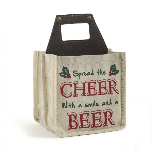 Spreading Cheer - Beer Caddy