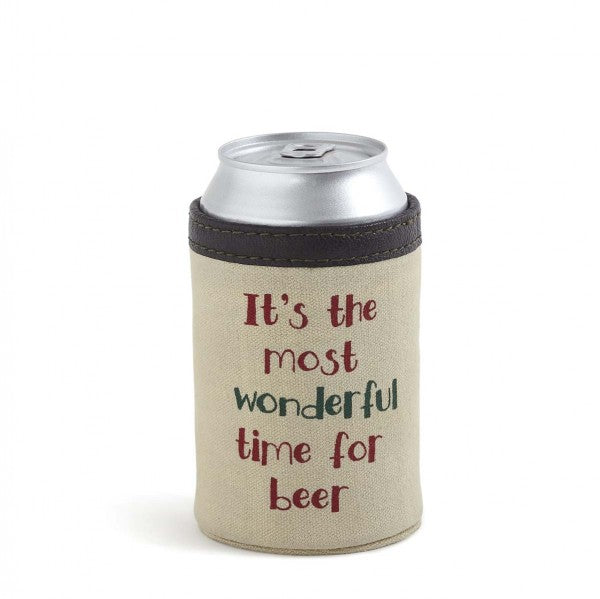 Wonderful Time for Beer - Can Koozie
