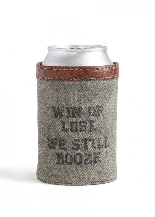 Win or Lose - Can Koozie