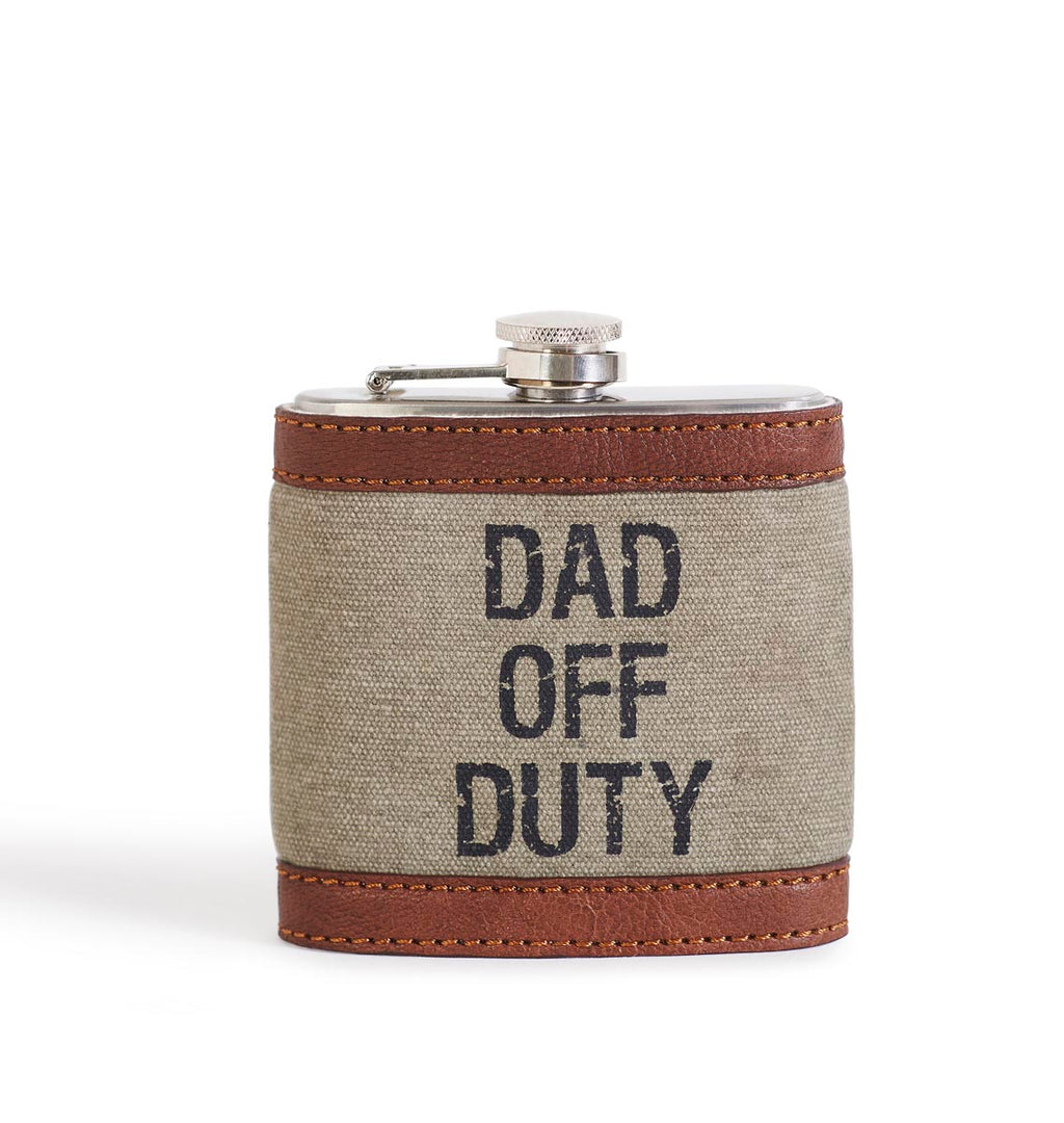 Dad Off Duty - Flask