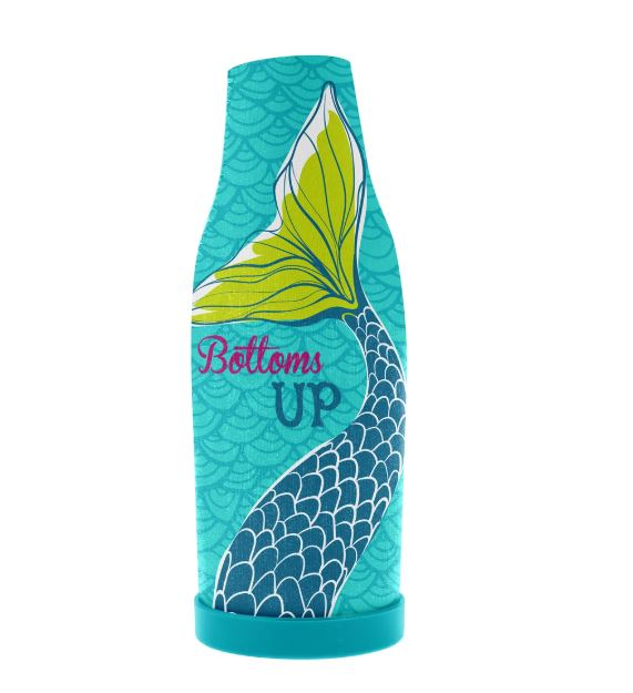 Bottoms Up - Bottle Cover