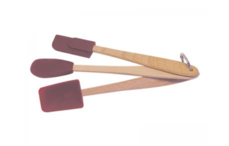Mini Spatula Set of 3