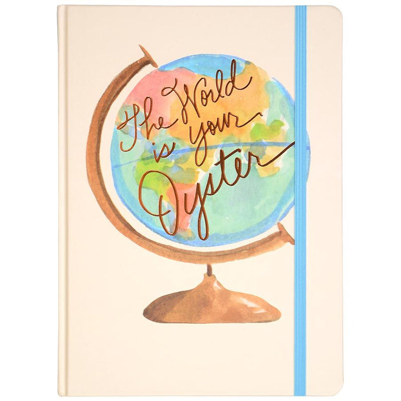 The World Is Your Oyster - Journal
