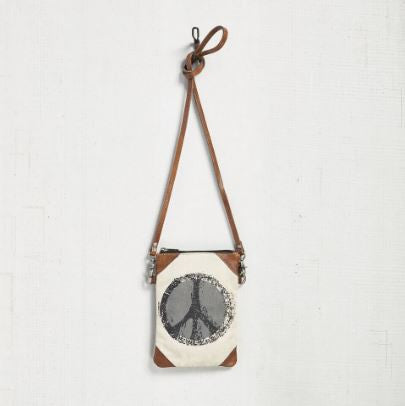Peace - Cross Body Bag