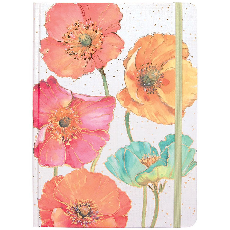 Gilded Poppies - Journal